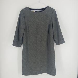 Talbots tweed dress size 12